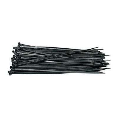Amarras Plasticas Negras