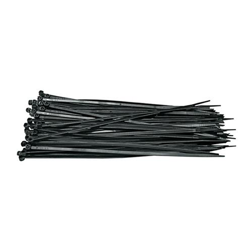 Amarras Plásticas Negras Image