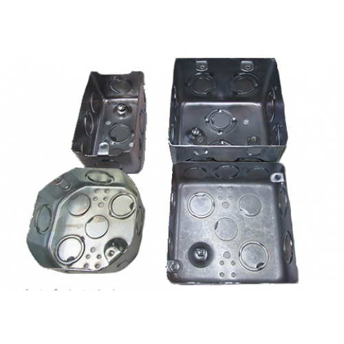 Cajas Metálicas Image
