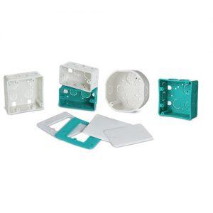 Cajas y Tapas Plasticas