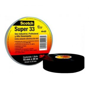 Cinta Aislante Scotch Super 33