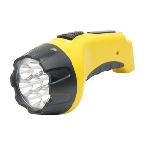 Linterna Recargable 7Led